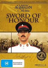 Sword Of Honour (DVD, 2017, 2-Disc Set) Classic Australian Stories Dvd