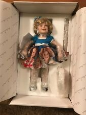 DANBURY MINT THE SPECIAL EDITION SHIRLEY TEMPLE TRIBUTE DOLL