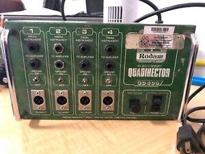 Rodam Quadirector Direct Box