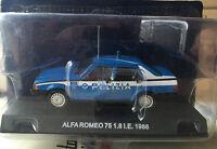 Die cast 1//43 Modellino Auto Polizia Police Alfa Romeo 33 1.7 Q.V 1987