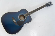 YAMAHA FG-422 OBB Acoustic Guitar Blue Free Shipping 359v03