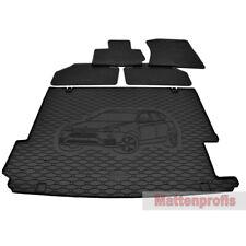 Passende Gummimatten und Kofferraumwanne Set geeignet f/ür BMW X3 F25 2011-2019 EIN Set