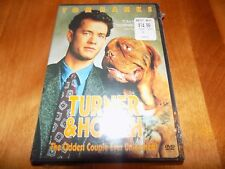 TURNER & HOOCH WIDESCREEN COMEDY CLASSIC Tom Hanks Detective Dog DVD SEALED NEW