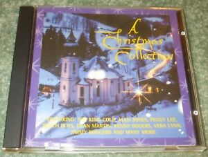 A Christmas Collection - CD 1996 - Used Very Good - in clean good order