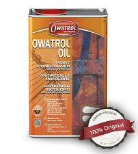 Owatrol Öl Oil 5l 16,98€/l Rostversiegelung Rostschutz Entroster Rost Kriechöl
