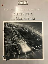 Prentice Hall: Science: Electricity & Magnetism: Review and Reinforcement Guide