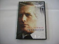 IL VERDETTO - DVD SIGILLATO EX EDICOLA - PAUL NEWMAN - CHARLOTTE RAMPLING
