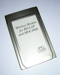 Vintage IBM Wireless Modem for RD-LAP & MDC4800 PC Card 38H5021