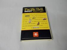 Vintage Pacific Bell Smart Yellow Pages Note Pad