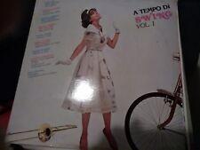 LP A TEMPO DI SWING VOL.1 A CURA  ARNALDO MOROSI EX/EX+ RABAGLIATI TROIO LESCANO
