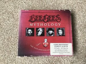 Bee Gees - Mythology (The 50th Anniversary Collection, 2012) 4 x CD set