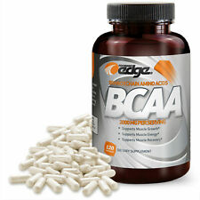 Performance Edge BCAA (Branch Chain Amino Acids) 2000mg 120 Capsules