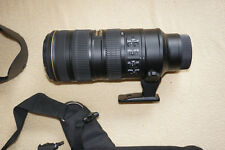 Nikon AF-S NIKKOR 70-200mm 1:2,8G ED VR II  ++ TOP Zustand ++