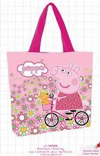 Borsa borsone ragazza donna colore rosa PEPPA PIG