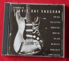 A tribute to Stevie Ray Vaughan, BB king clapton buddy guy, CD