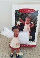 Hallmark Christmas Ornament 1996 All Gods Children Miss Martha Holcombe Christy