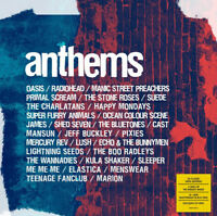 "Various Artists : Anthems Vinyl 12"" Album 2 discs (2018) ***NEW*** Amazing Value"
