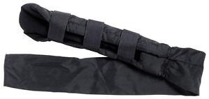 Tough-1 Tail Wrap/Pouch  --BLACK  --NWT