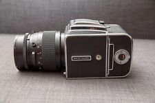 Hasselblad 500C/M with 150mm F4 CF, WLF, Acute Matte, and A16 Back
