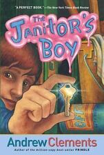 The Janitor's Boy, Andrew Clements, 068983585X, Book, Good