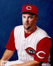 Pete Harnisch Cincinnati Reds Licensed Baseball Unsigned Glossy 8x10 Photo (B)