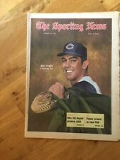 1970 Sporting News No Label Ray Fosse Cleveland Indians PGA Arnold Palmer