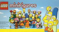 LEGO MINIFIGURES 71004 71005 71007 71009 71010 71020 SIMPSON BATMAN serie 2