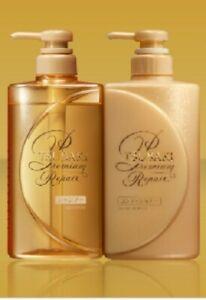 SHISEIDO Tsubaki Premium Repair Shampoo/Conditioner 490ml each