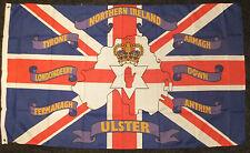 Ulster Union Jack Britain British Loyalist Unionist Protestant Rangers Patriot