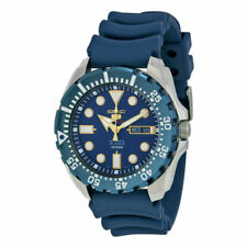 Seiko 5 Blue Men's Watch - SRP605K2