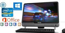 TOSHIBA LX830 23 INCH 3RD GEN I3 8GB RAM 1000GB HDD WINDOWS 10 TOUCHSCREEN