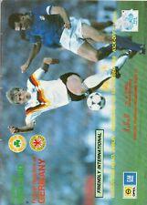 REPUBLIC OF IRELAND V GERMANY  - FRIENDLY - 6/9/1989