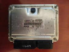 TUNED !!! AUDI A3 ECU 1.9TDI 110 AHF 038906012A IMMO OFF PLUG&PLAY