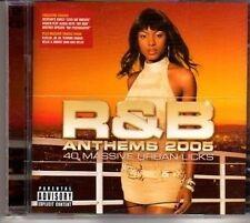 (CJ630) R&B Anthems 2005, 40 tracks - 2005 double CD