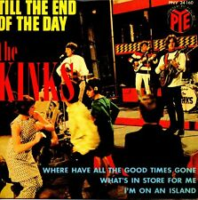 ★☆★ CD SINGLE The KINKSTill the end of the day EP - 4-TRACK CARD SLEEVE   ★☆★