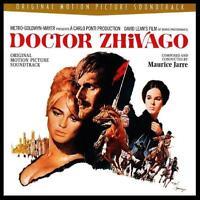 DOCTOR ZHIVAGO - SOUNDTRACK D/Remastered CD ~ OMAR SHARIF ~ MAURICE JARRE *NEW*