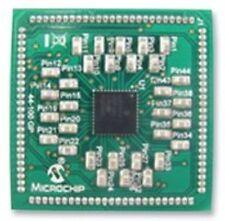 MICROCHIP MPLAB MA330016 Dspic 33F GP 44P QFN a 100P Enchufe en el módulo