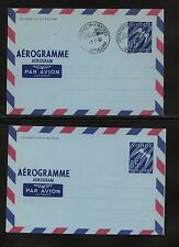Norway air letter sheet 65 ore used and not used
