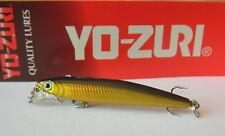 1 artificiale YO ZURI PAN'S MINNOW 5,0 CM  2,5 GR COL.GBL  LURES  LJ 17