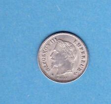 (F.105) MONNAIE DE 20 CENTIMES NAPOLÉON III 1867 A (FDC)