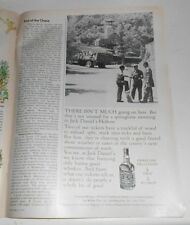 1977 Near Mint Print Ad Poster Jack Daniels Isn't much going on here Ole No. 7