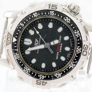 Vintage Oxy Citizen Vega Divers Watch 20 Bar Ref.6A38-L03458 Works