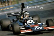 Tom pryce u shadow spanish gp 1975 photographie 1