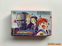 TOY ROBO FORCE Global A GBA Nintendo Game Boy Advance JAPAN