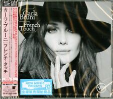 CARLA BRUNI-FRENCH TOUCH-JAPAN SHM-CD BONUS TRACK F83
