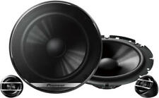 """Pioneer TS-G170C 17cm 6.5"""" 2 way component Car Audio Speakers with grilles"""