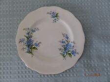 Royal Albert Forget-Me-Not Pattern Tea/Salad/Luncheon Size Plate