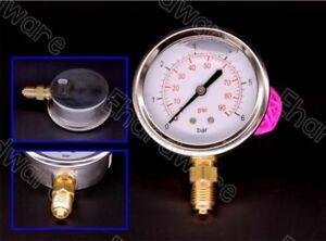 "LIQUID FILLED PRESSURE GAUGE 65MM 0-90PSI G1/4"" (LPG65/90)"