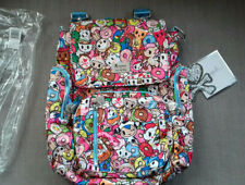 JuJuBe Tokidoki Tokipops Be Sporty Backpack Baby bag New