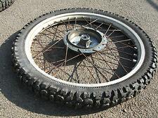Vorderrad Felge mit Reifen Honda XL 500 S XL500S Typ PD01